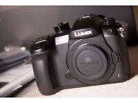 Panasonic Lumix DMC-GH5 Mirrorless Camera ( Body Only)
