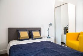 King Size Room AVAILABLE, RENT ONLY £395.00 NO FEES APPLY FIRST WEEK RENT FREE