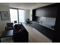 *** BRAND NEW *** 2 BEDROOM LUXURY APARTMENT IN CHARRINGTON TOWER CANARY WHARF E14