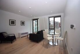 ** LUXURY BRAND NEW 2 BED 2 BATH APARTMENT WITH BALCONY AND GYM NEAR CANNING TOWN, E16 - AW