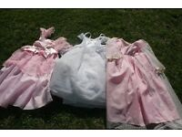 Girls Princess and Wedding Dress up age 5-8