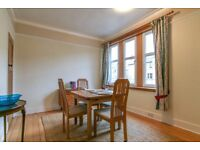 748 - Beautifully appointed first floor flat in the desirable area of Comely Bank.
