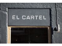 El Cartel looking to strengthen team, Is that person you?