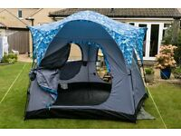 Fun tall party pod tent