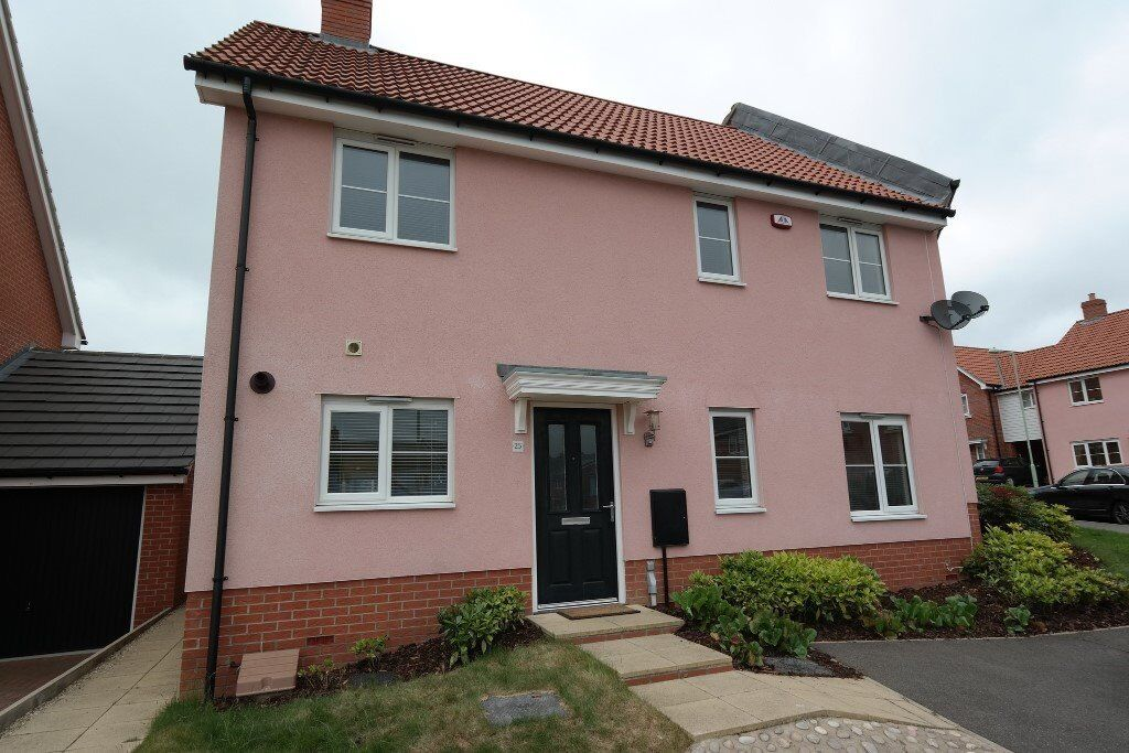 Beautiful 2 Bed House in Stowmarket Suffolk
