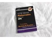 CGP GCSE Edexcel Mathematics Higher Revision and Practice Guide (9-1)