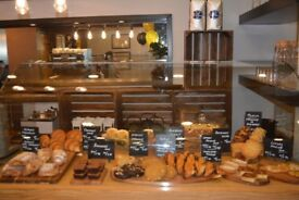 BAKERY DISPLAY GLASS