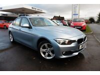 BMW 320i XDRIVE SE (blue) 2013