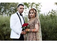 Asian wedding photography and videography photographer videographer hindu muslim sikh birthday