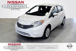2015 Nissan Versa Note 1.6 S AUCUN ACCIDENT, AUTOMATIQUE, BAS KM