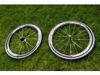 Zipp 404 wheelset