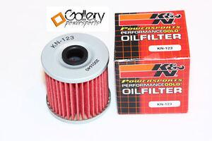 K&N PERFORMANCE OIL FILTER KAWASAKI KLR600 KLR650