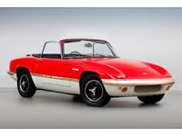 LOTUS ELAN SPRINT WANTED LOTUS ELAN SPRINT ** ALL CLASSIC LOTUS CARS WANTED **