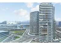 Stunning & Airy 3 Bedroom Apartment Situated in Royal Docks, E16 With Incredible Views