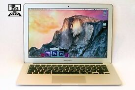 " 13"" Apple MacBook Air 1.8Ghz Core i7 4GB 256SSD Logic Pro X FL Studio Reason Cubase Ableton Serato"