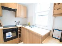 Self-contained Double Studio with separate kitchen in West Kensington W14 SHORT LET