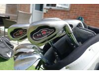 Callaway Golf clubs, Bags and other items