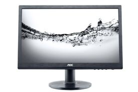 Monitor For Sale (AOC) 19''