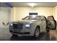 Wedding Car Hire / Chauffeured Services / Corporate Chauffeur Hire / Business / ROLLS ROYCE HIRE