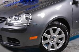 Volkswagen Rabbit  2007 AUTO JANTES ALLIAGES SEULEMENT 97 227 KM