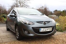 Limited Edition Mazda 2, 1 owner from new, FSH, Low Mileage, Immaculate Condition, £30 Road Tax