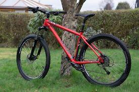 Genesis Core 10 mountain bike