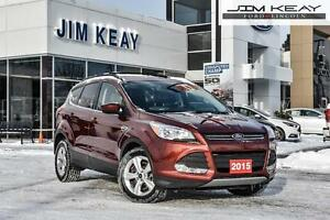 2015 Ford Escape SE 4WD 200A 1.5L GTDI ECOBOOST ENGINE W/ REVERS