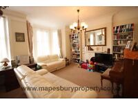 beautiful 4 bedroom flat to rent in NW2 Spacious reception room &fully fitted kitchen private garden