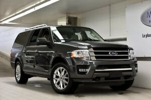 2017 Ford Expedition Max Limited LOAD SUSPENSION