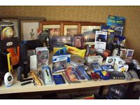 223 Gadgets & Torches & Collectables mostly new--see list