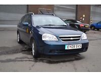 Chevrolet Lacetti estate - 1.6 petrol 2009 Great Condition