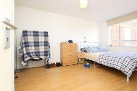🆕DOUBLE ROOM IN SHOREDITCH IN 3 BED FLAT - ZERO DEPOSIT APPLY- #Nelson