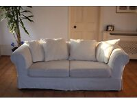 2 Seater Sofa for Sale, removable covers, machine washable
