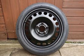 unused spare wheel for 2013 astra gtc , condition as new.