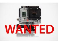 WANTED GOPRO 3 BLACK EDITION