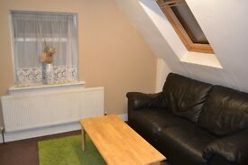 One bedroom flat in Wembley Central.