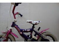 "Childs Bike 12"" Frame"