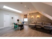 Don't let this 2 bed pent house with a private terrace in West Hampstead get away! Ref: HA113WEL31