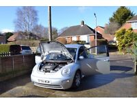 VW Beetle 2L Full Service History And 12 Months MOT!