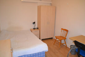 DOUBLE ROOM FOR RENT IN NATAL ROAD, CAMBRIDGE. (ALSO AVAILABLE SHORT-TERM)