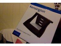 Kensington Easy Rider adjustable laptop stand with SmartFit.