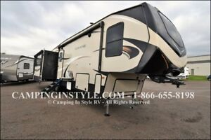 2019 KEYSTONE COUGAR 361RLS (couples)