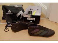 Adidas Ace 16+ PureControl FG/AG Football Boots (Dark Space)