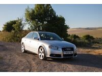 AUDI A4 - Audi Service History - Remapped to 180bhp Paired With New Clutch (receipts to prove)