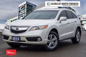 2013 Acura RDX Tech Package 6sp at No Accident| Navigation|