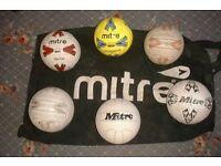 footballs size 4 MITRE