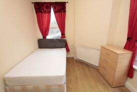 🆕SPACIOUS DOUBLE ROOM IN 5 BED FLAT IN BOW ROAD - Zero Deposit apply - #Stroudley