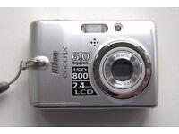 Nikon L11 camera