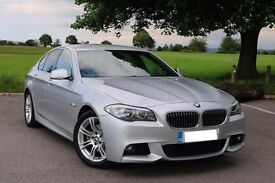 BMW 5 Series 520d M Sport 2011 Automatic- FSH -Many Extras!