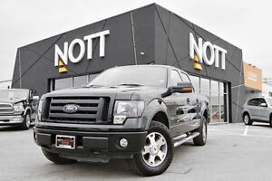 2010 Ford F-150 FX4 AWD, Running Boards, 5.4L V8 engine - MUST S